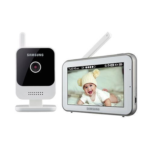 دوربین مراقبت ویدئویی کودک سامسونگ: سیستم نظارت تصویری ویژه اتاق خواب کودک